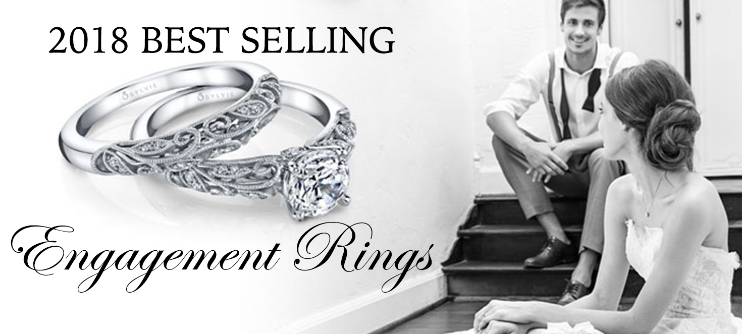 2018 Best Selling Engagement Rings