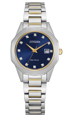 Citizen Eco-Drive EW2584-53L product image